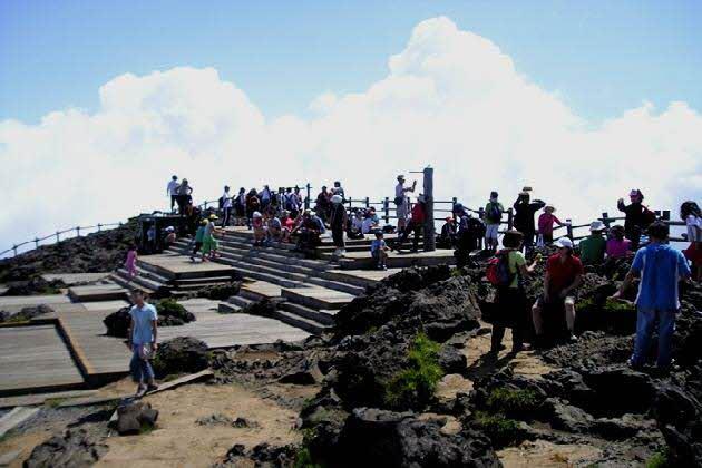 済州の火山島と溶岩洞窟群の画像 p1_11